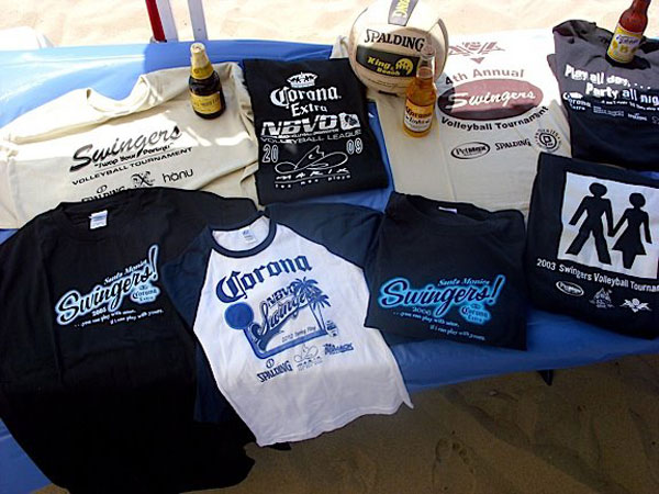 2012 swingers promotion items